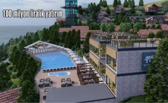 Abana'ya Türkiye'nin en büyük ekoturizm oteli yapılacak