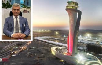 Aktaş, İstanbul Havalimanı'na Gümrük Müdürü olarak atandı