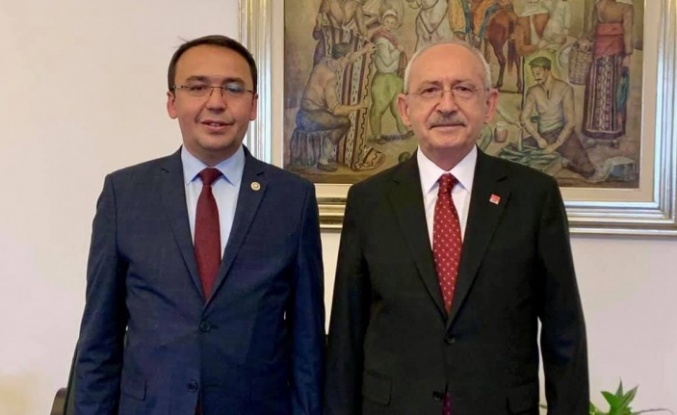 Milletvekili Hasan Baltacı'dan Kılıçdaroğlu'na İnebolu teşekkürü