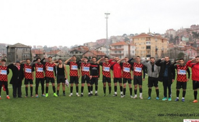 İneboluspor Ormanspor'u mağlup etti: 3-2