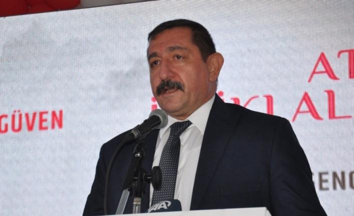 Başkan Vidinlioğlu, Bakan Kasapoğlu'ndan tren yolu istedi
